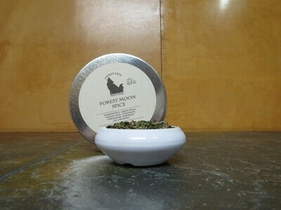 Forest Moon Spice (Organic Herbal Rosemary Sage Chai)