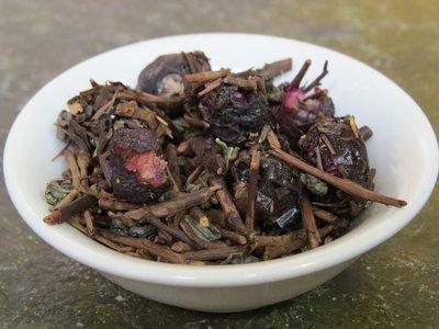 Leonardo's Leadership (Organic Blueberry Cornflower Green Tea)