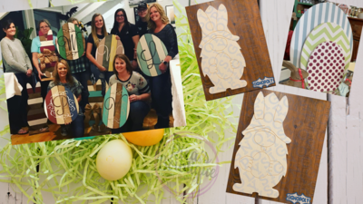 Easter Sign Workshop - 3/20