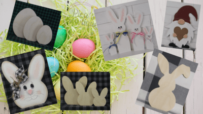 Easter Shelf Decor Workshop - 3/22