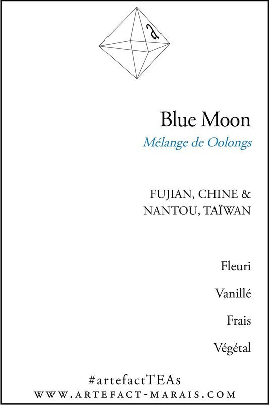 Blue Moon : Paquet de 100g