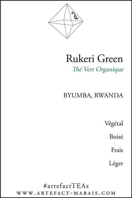 Rukeri Green: Paquet de 100g