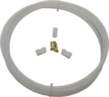 Exhaust tubing for Waste Bottle [STATIM 900, 2000, 5000] 01-100204S