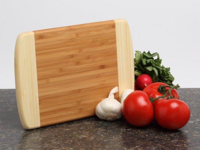 Personalized Cutting Board Custom Engraved Bamboo Cutting Board-10 x 7