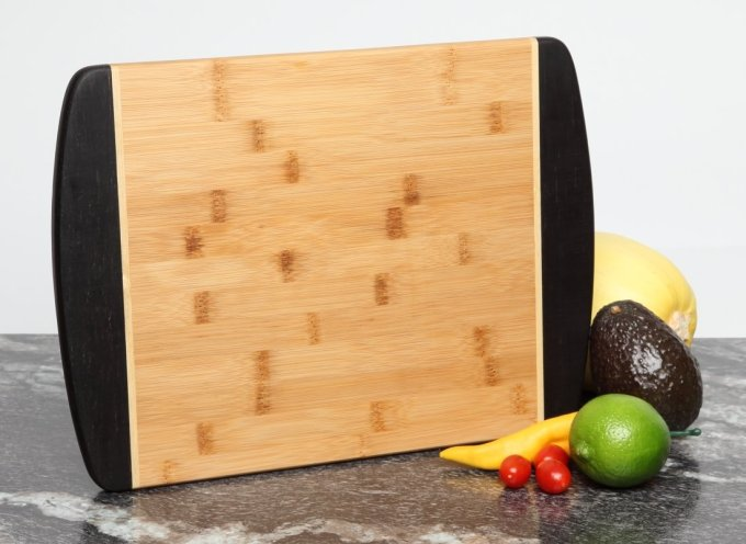 Engraved Cutting Board Personalized Bamboo 15 x 11