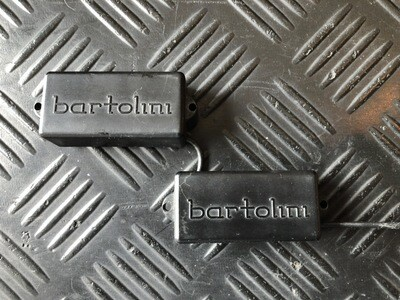 Old school Bartolini Precision 8S pickup from the 80's