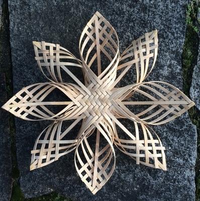 CLASS IS FULL: Carolina Star: (Billie Ruth Sudduth's design) Approx. 16