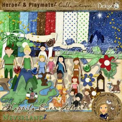 Happily Ever AfterZ: NeverlandZ