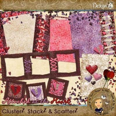 Attached at the Heart: ClusterZ StackZ & ScatterZ