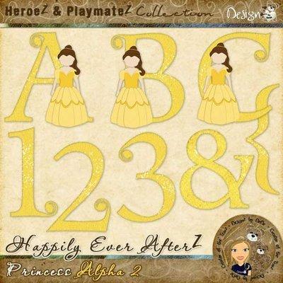 Happily Ever AfterZ: Princess Alpha 2