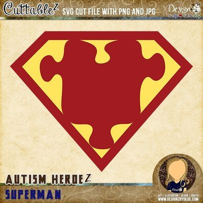 Superman | Autism HeroeZ