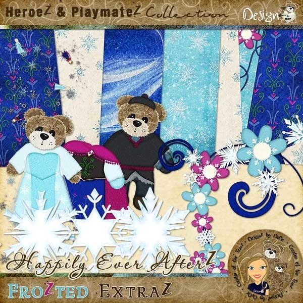 Happily Ever AfterZ: FroZted ExtraZ