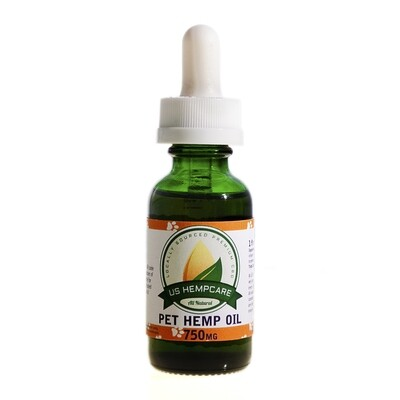 CBD Pet Tincture - 750mg