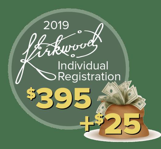 2019 Kirkwood Individual Registration