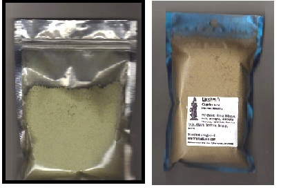 Herbal Henna Powder 4 oz + Indigo 4 oz Pack 33