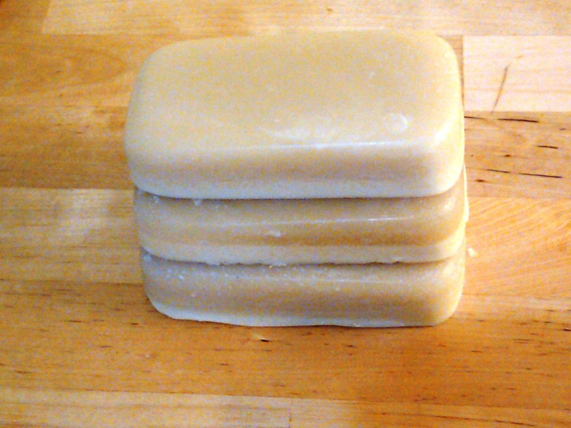 Low Lather Amla Shea Butter Shampoo and Conditioner Bar