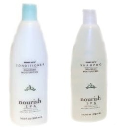Nourish Spa Shampoo and Conditioner Combo 28