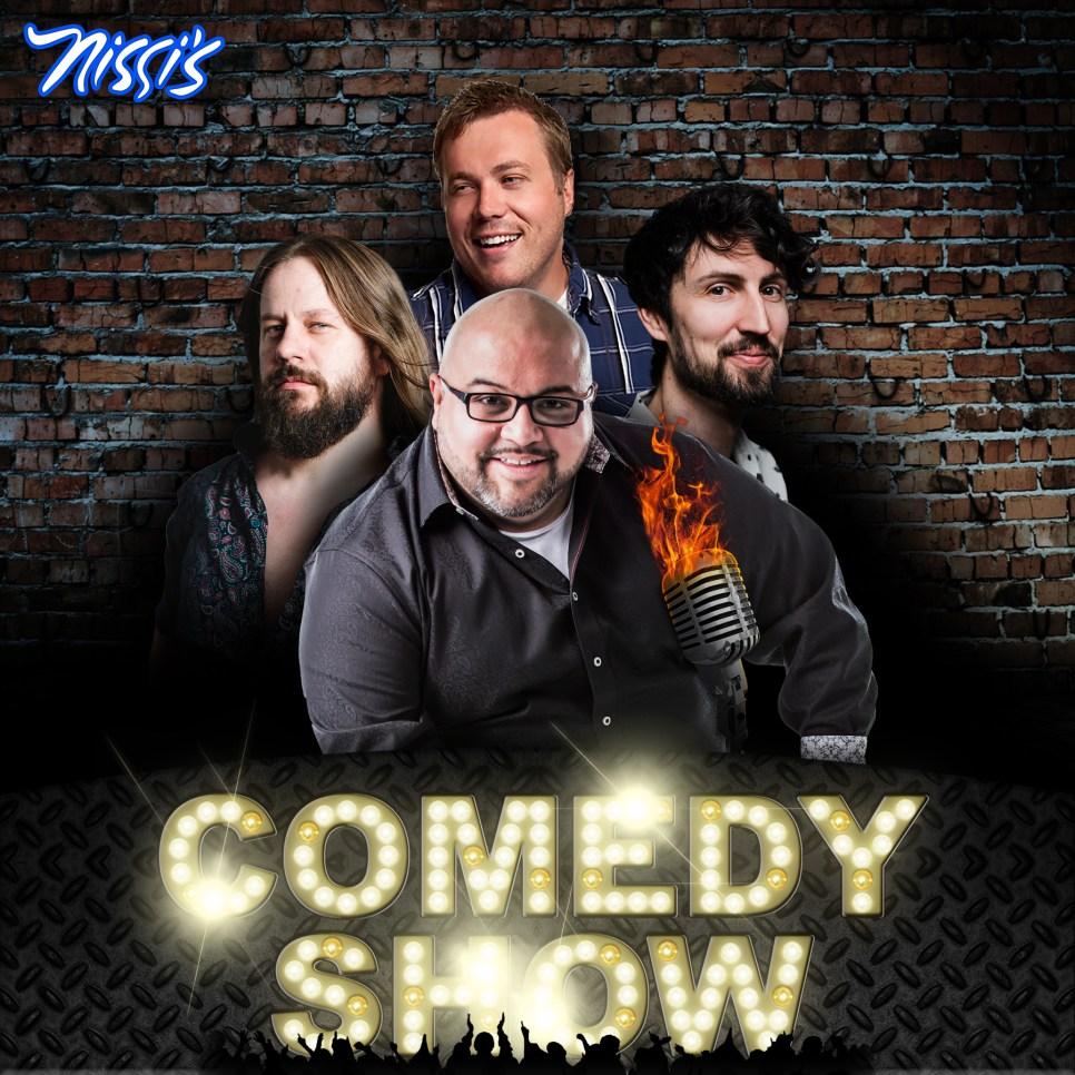 The Comedy Crew – June 1 2019 – 9:00pm 01394