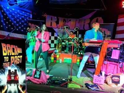 "Retro ""80's Tribute Band"" – July 26 2019 – 7:30pm"