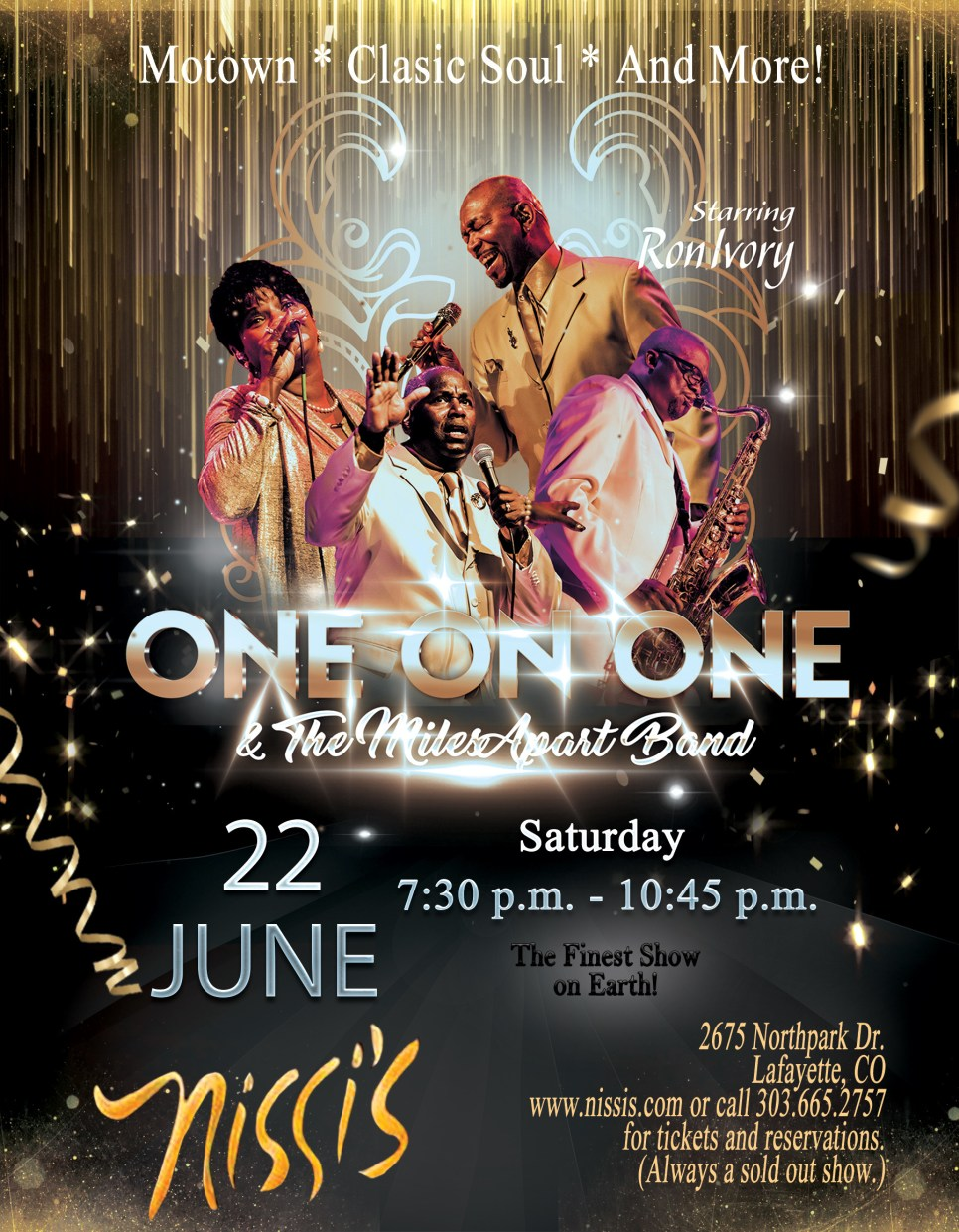 One On One - June 22 2019 - 7:30pm A3881