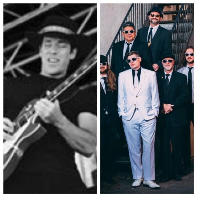 Johnny O Band & The Movers and the Shakers – Aug 3 2019 – 7:30pm