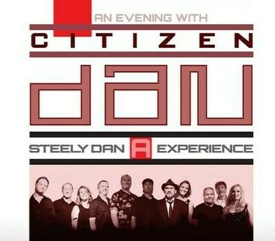 Citizen Dan – Aug 23 2019 – 7:30pm