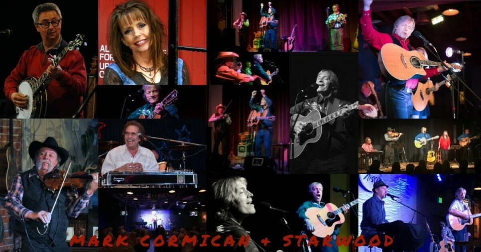 Mark Cormican & Starwood presents A Tribute to John Denver – Aug 18 2019 – 7:00pm