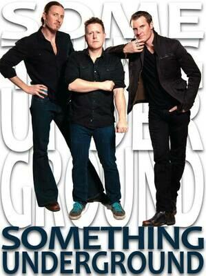 Something Underground – Sept 14 2019 – 7:30pm