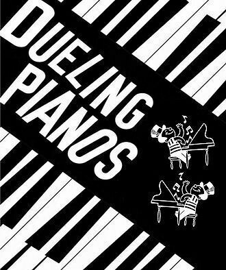 Dueling Pianos – Sept 26 2019 – 7:30pm