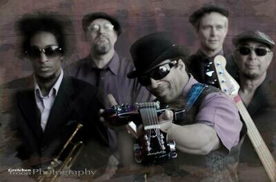 Lionel Young Band – Dec 26 2019 – 7:30pm