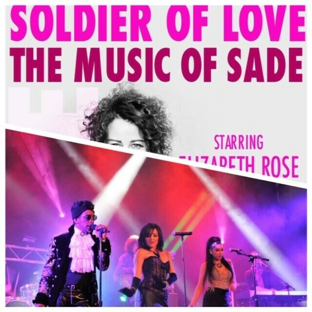 """Soldier of Love """"The Sade Tribute"""" & Paizley Park """"The Prince Tribute"""" – Jan 17 2020 – 7:30pm"""