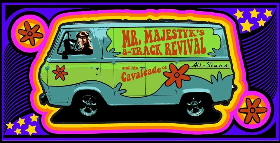 Mr Majestyk's 8-Track Revival – May 2 2020 – 7:30pm