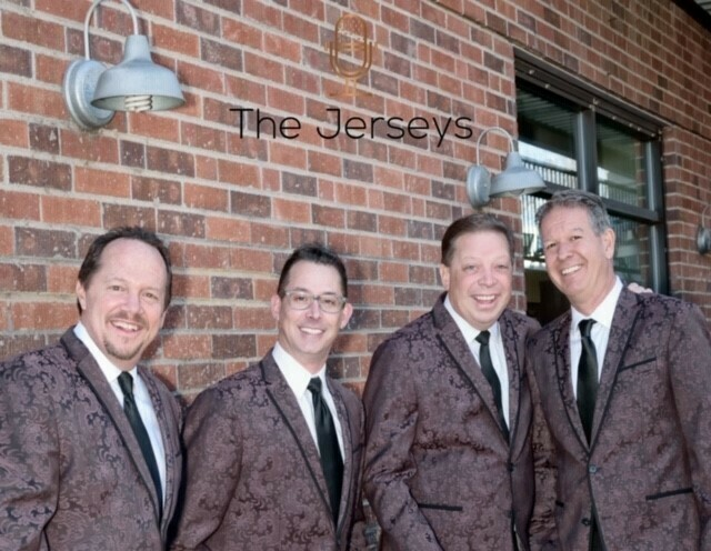 The Jerseys – May 8 2020 – 7:30pm
