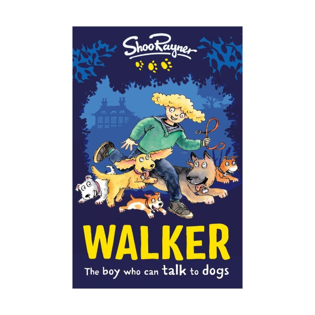 Walker - The boy who can talk to dogs - signed with free poster 00073