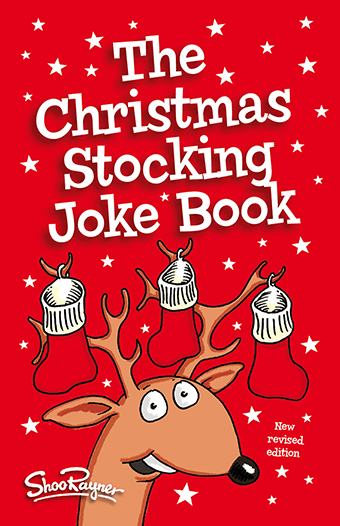 The Christmas Stocking Joke Book - Signed With Free Poster! 01