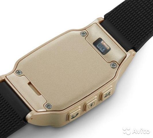 Умные часы Smart Watch Wonlex EW100 GPS