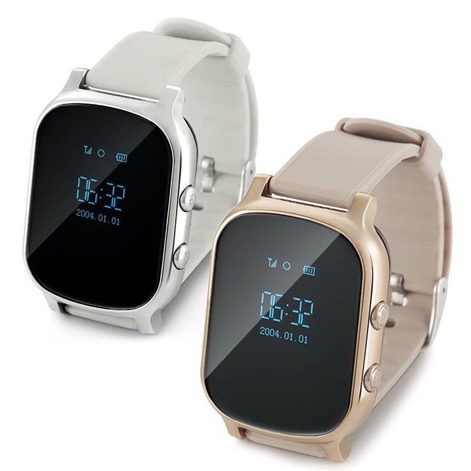 Часы с трекером Smart GPS Watch T58 (GW700) Aibeile 00719