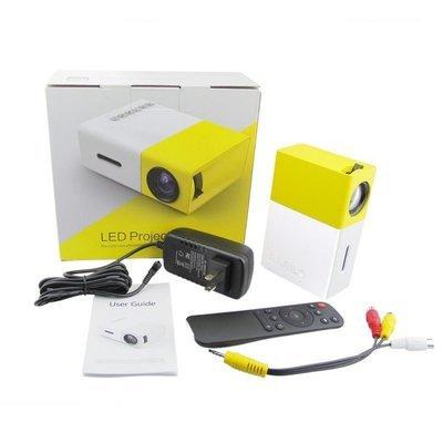 Мини-проектор Led Projecto