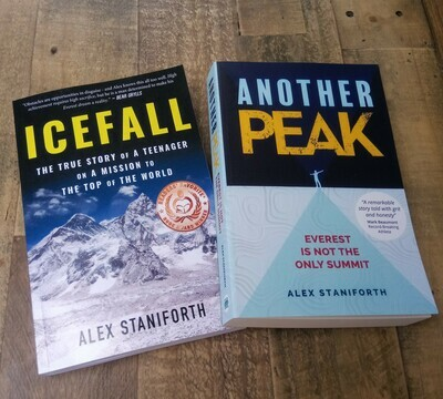 Icefall and Another Peak - Combo Offer