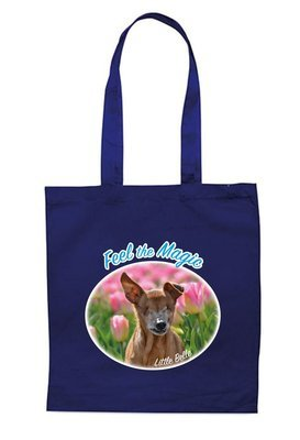 Little Belle Tote Bag 'Feel the Magic'