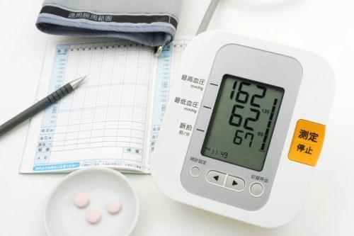 脳梗塞、予防、高血圧