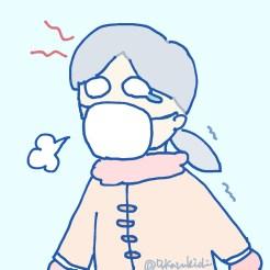 風邪かな…?