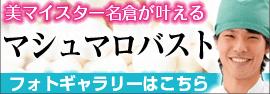 バストメイク 豊胸のビフォーアフターはこちらからジャンプ!!