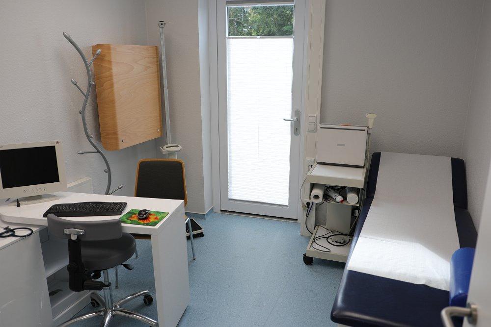 Funktionsraum Sonografie und Infektionen