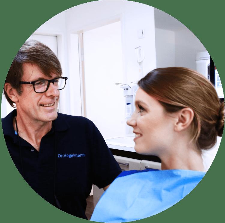 Angstpatienten | Zahnarzt Hamburg Dr. Vogelmann