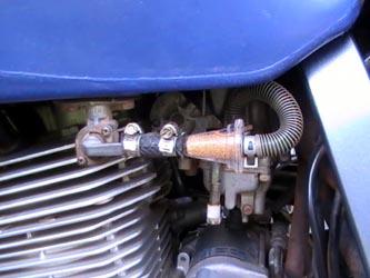 Suzuki Dr650 Gas Tank Page