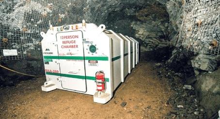 Yeraltı Maden İşyerlerinde Kurulacak Sığınma Odaları Hakkında Tebliğ (MAYIS 2019)