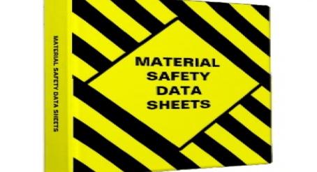 Malzeme Güvenlik Bilgi Formu (MSDS) (Mayıs 2021)