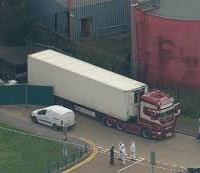 , The 39 Dead Bodies, All Immigrants and Foreigners that were found in a container in Essex, are a RESPONSIBILITY of the British People and British Politicians not of Human Traffickers.  The World Can't Be More EVIL.