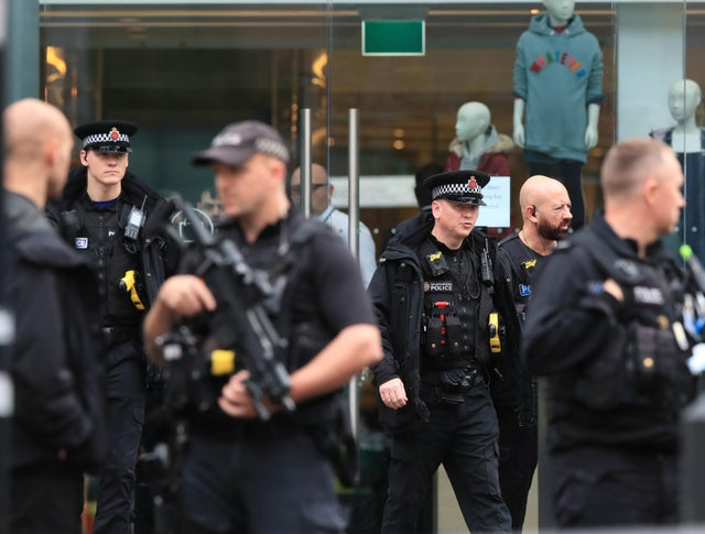 """, Three People have been Stabbed in Manchester, U.K. But strange why isn't BBC, ITV, Sky News and the U.K Media in general calling it """"Islamic Terrorism?"""""""